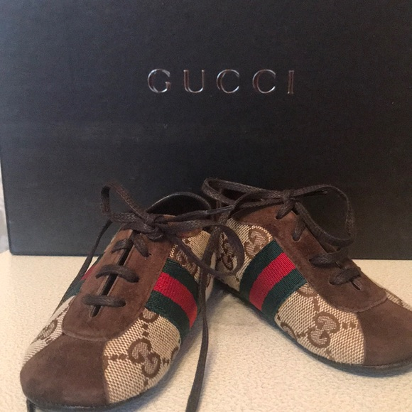 Gucci Shoes   Authentic Gucci Baby Crib
